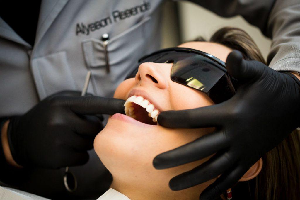 Lente de porcelana Ar odontologia VSG